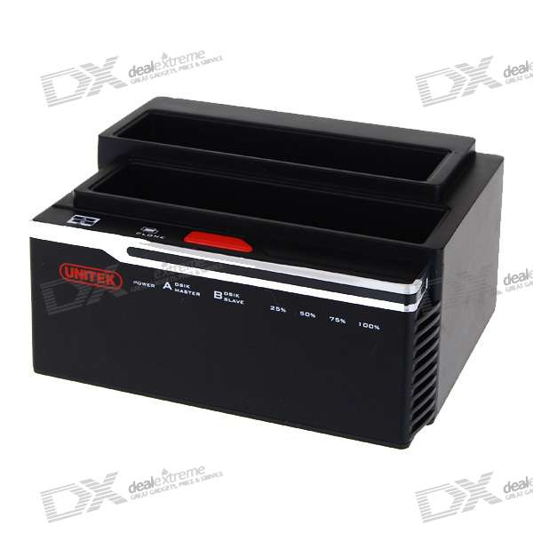 Unitek 2 HDD Dock