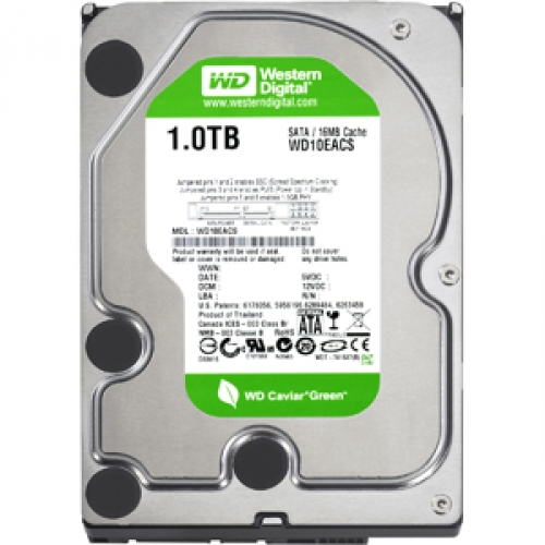 Western Digital Caviar Green 1TB + Free Film