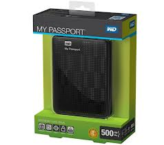 "My Passport 500GB 2.5"" Free Film"