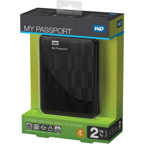 "My Passport 2TB 2.5"" ( Free Film )"