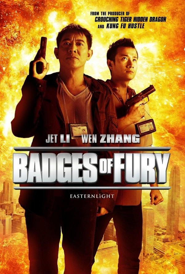 Badges of Fury
