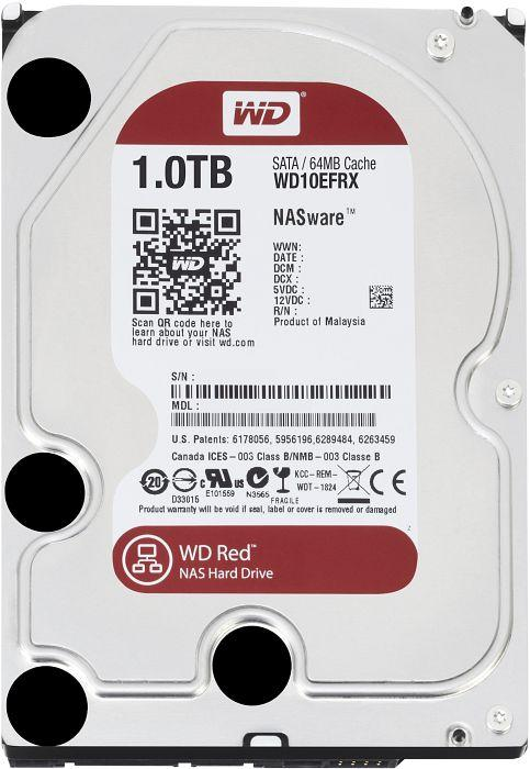 Western Digital Red 1TB ( Free Film )