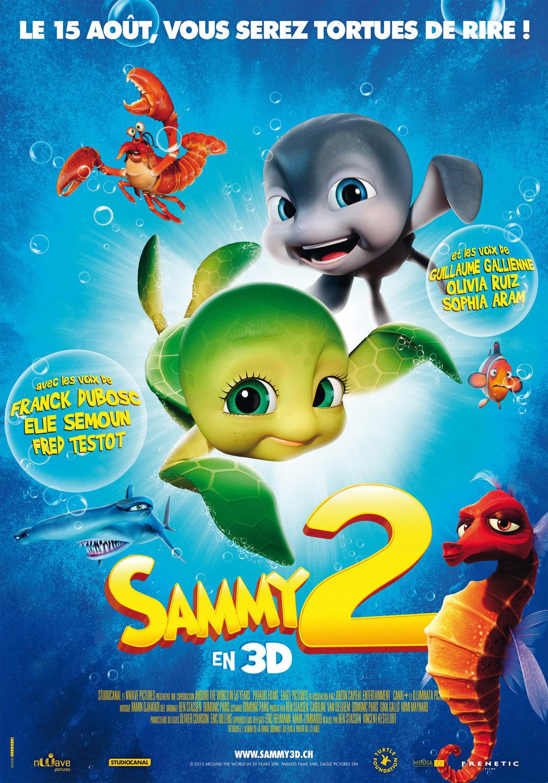 Câu chuyện về rùa Samny - Sammy's Adventures 2 - 2012