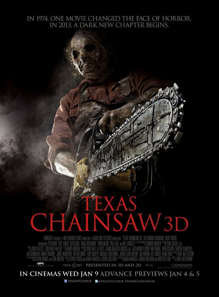 texas chainsaw 3