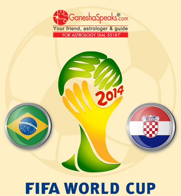 World Cup 2014 Bảng A1