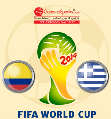 World Cup 2014 Bảng C1
