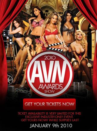 avn awards show 2009