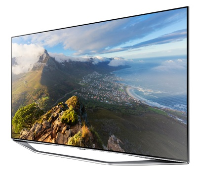 SAMSUNG LED 55 SMART TV 3D INCH UA55H7000 AK