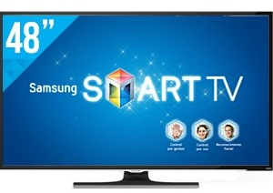 SAMSUNG LED 48 INCH UA48H5552 INTERNET