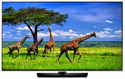 SAMSUNG LED 58 INCH UA58H5203 internet