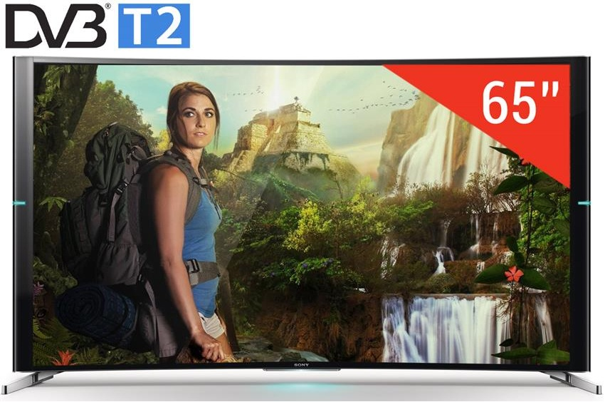 SONY LED 65 INCH KD-65S9000B 3D Ultra HD