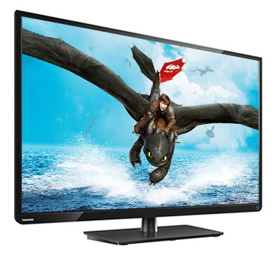 TOSHIBA LED 32 INCH 32L2450VN