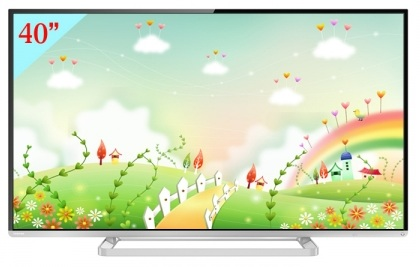 TOSHIBA LED 40 INCH 40L5450VN Smart TV