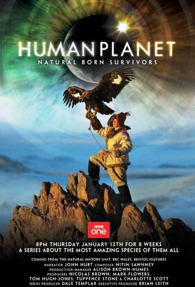 Thế Giới Loài Người - Human Planet