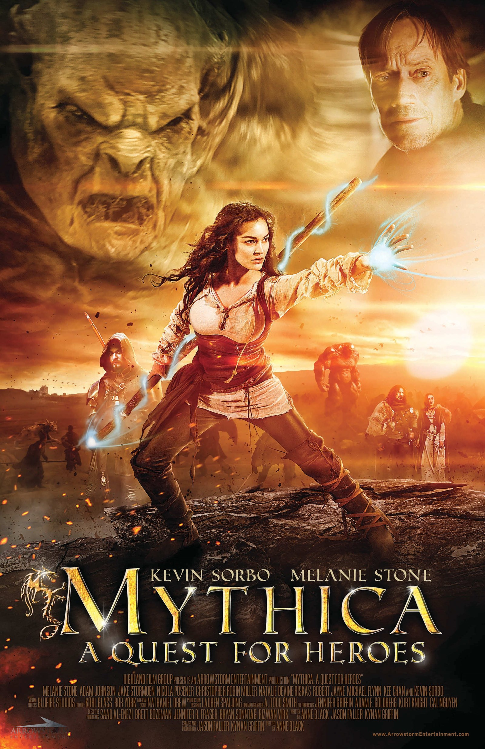 Mythica A Quest ...