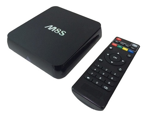 Android box M8S Chip S812