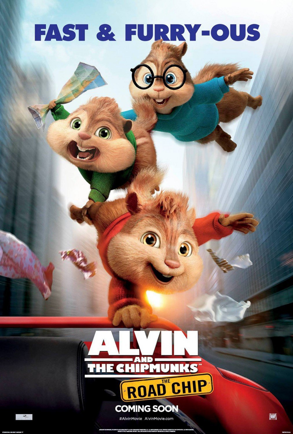 Alvin and The ... 4