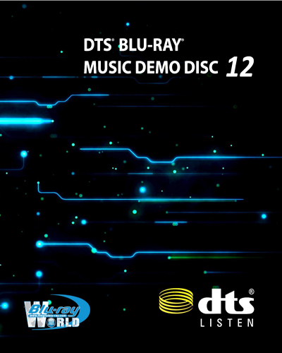 DTS Music Demo 12