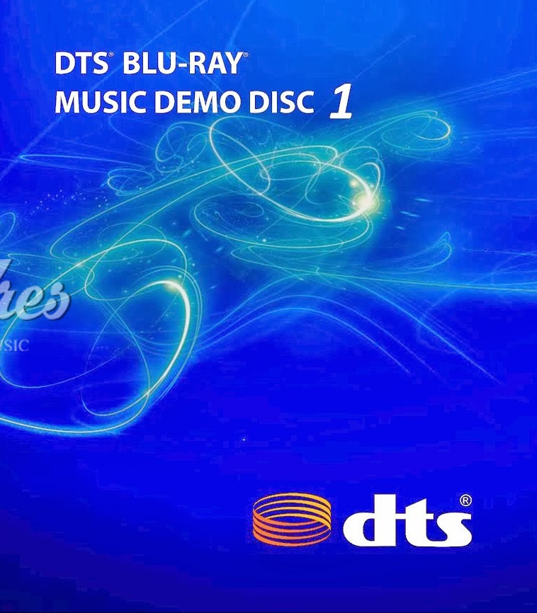 DTS Music Demo Disc 1