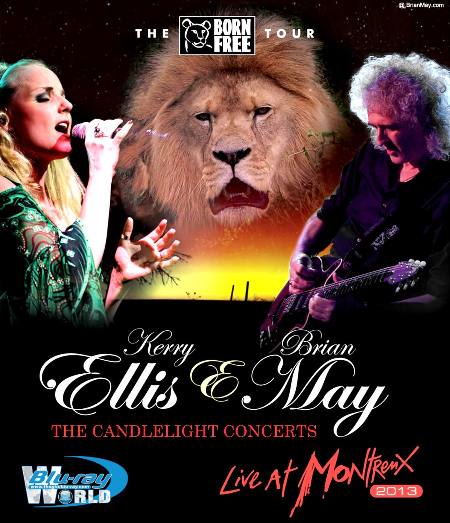 The Candlelight Concerts Live at Montreux