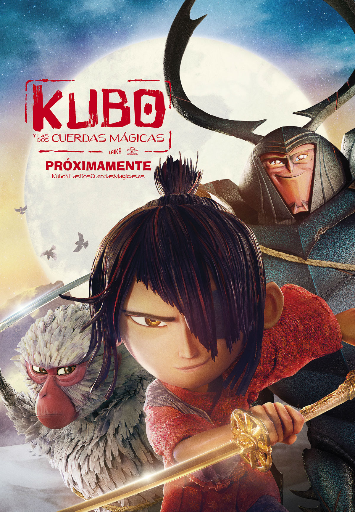 Kubo and the Two Strіngs