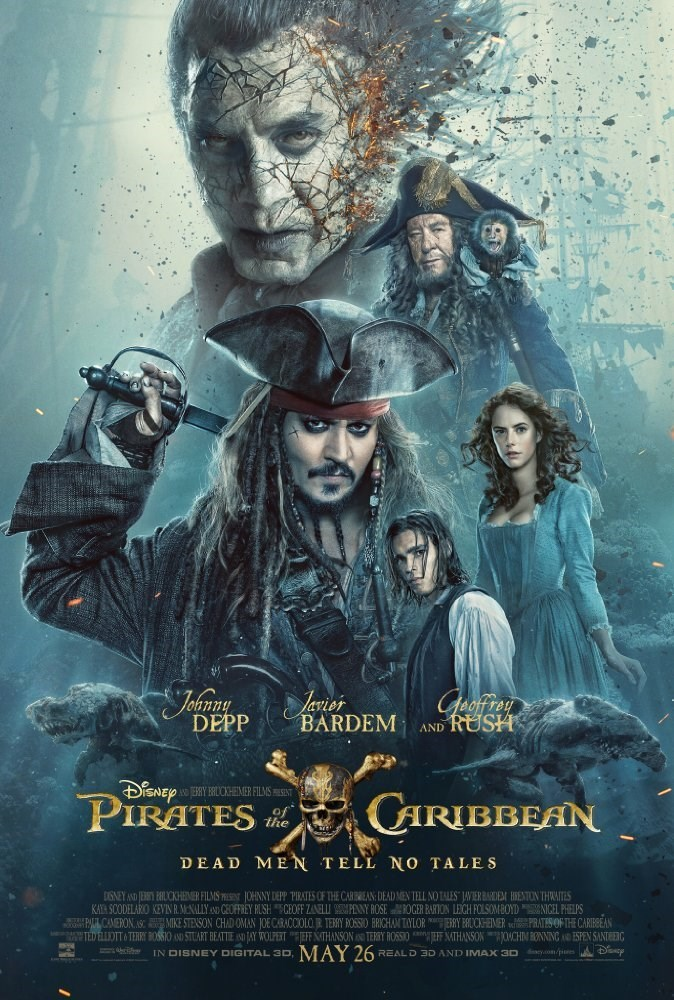 Pirates of the ... 5