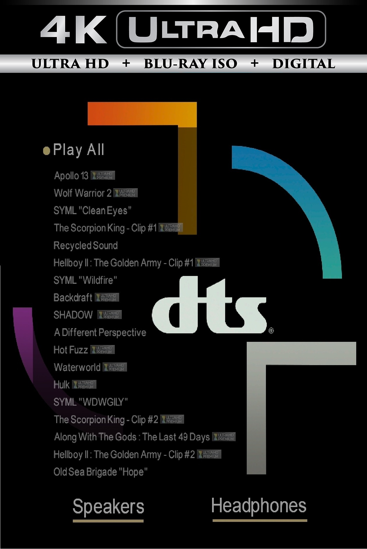 DTS Demo Disc Vol 24