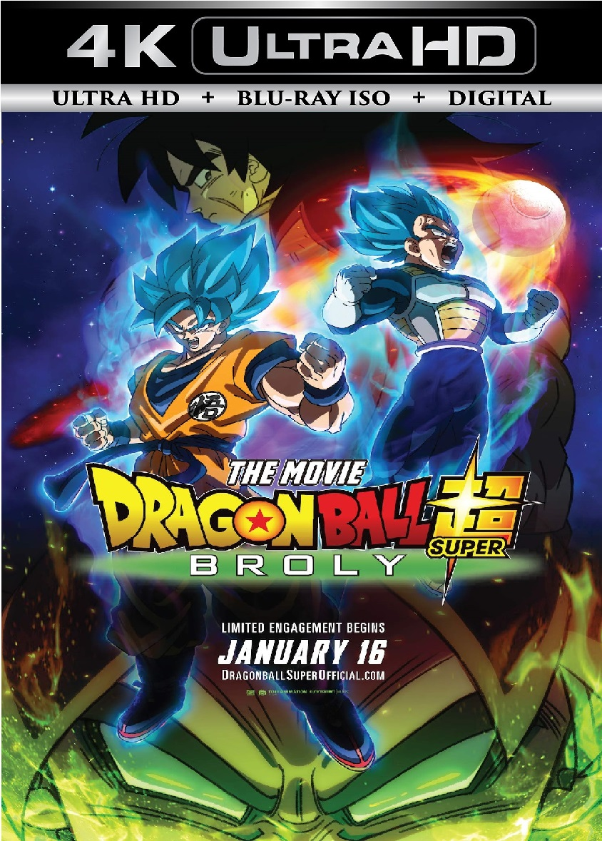 Dragon Ball Super-Broly
